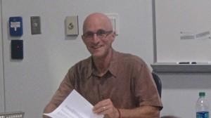 Jerome Stone, RN, author, meditation instructor